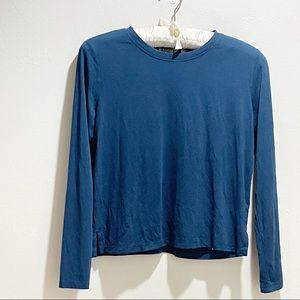 ATHLETA Women's BUTTERY SOFT Long Sleeve Top
